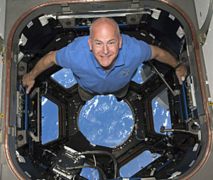 Poindexter on ISS