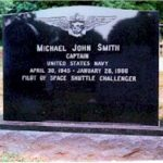 Smith headstone, front