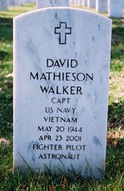 Walker headstone front